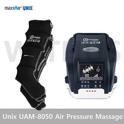 [Used] Unix Recovery sports UAM-8050 Air Pressure Massage Massager Leg Recovery