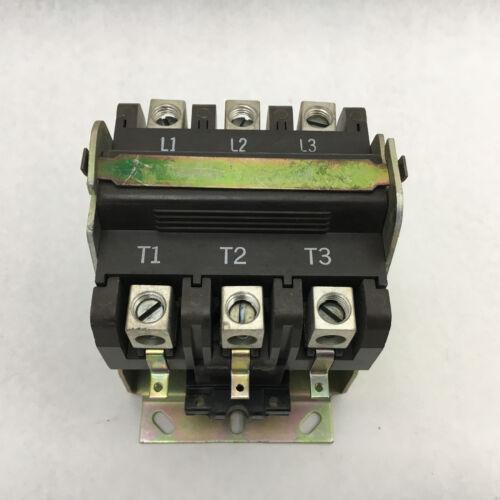 Joslyn Clark A77-288517A-5 New No Box 3P 60A 600V Contactor 24V Coil B74