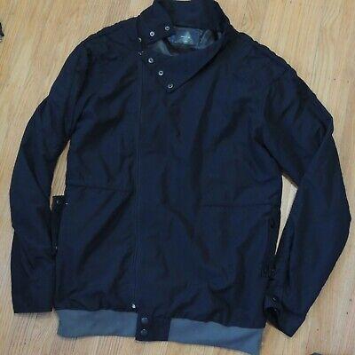 Army of Me Jacket Mens XL Black Zip Up