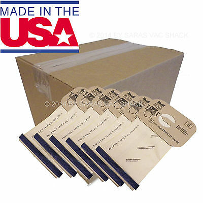 100 Bags For Electrolux Canister Vacuum Cleaner Style C 4...
