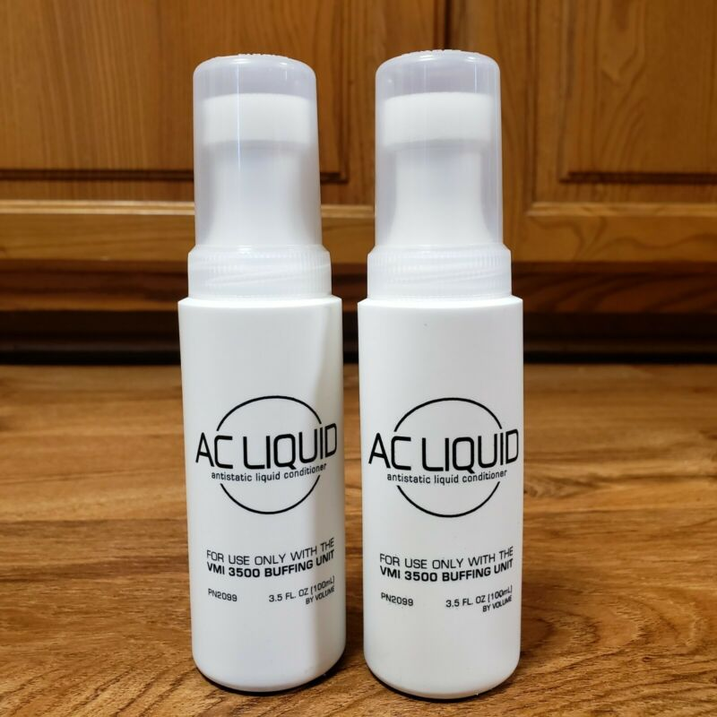 (2) VenMill PN2099 AC Liquid Antistatic Conditioner 3.5 Ounce OEM VenMill