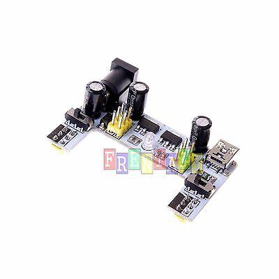 Upgraded K2 Mb-102 Mb102 Breadboard Power Supply Module 3.3v 5v For Arduino