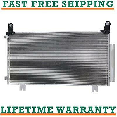 A/C AC Condenser For 17-18 Honda Fits CR-V 2.4l L4 Free Shipping