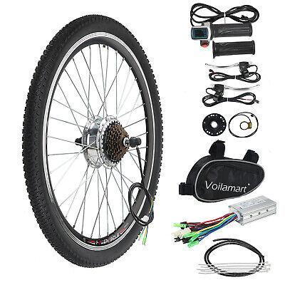 250w Bicicleta Eléctrica Motor Kit De Conversión 36v E 26