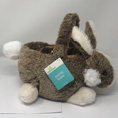 Peter Rabbit Plush Easter Baskets NEW DAN DEE Brown 15
