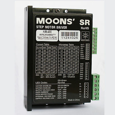 HQ CNC Router Driver SR4H Stepper Motor Driver For Cutting Engraving Best
