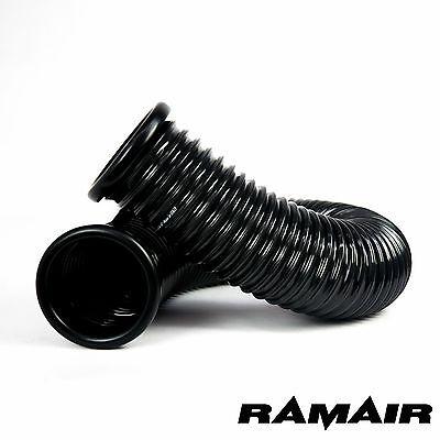 RAMAIR Cold Air Feed PVC Flexible - Induction Kits 100mm ID 500mm Long