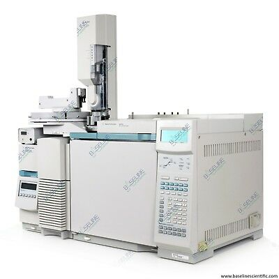Refurbished Agilent 6890n Gc And 5973n Msd Standard Turbo With 7683 Autosampler