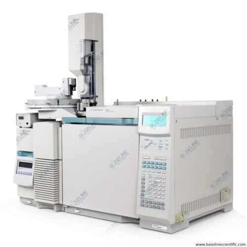Refurbished Agilent 6890N GC and 5973N MSD with 7683 Autosampler and Warranty