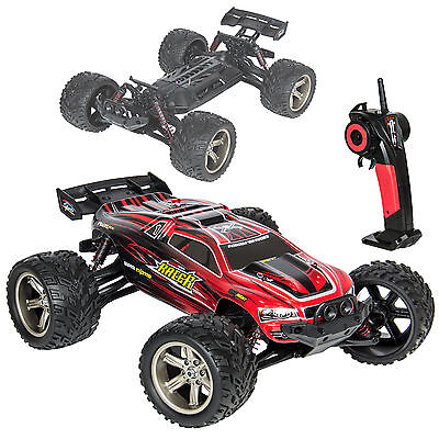 1:12 Scale 2.4GHz Remote Control Truck Electric RC Car Monster Off Road