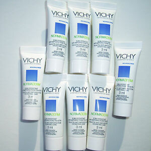 VICHY NORMADERM TRI-ACTIV ANTI-IMPERFECTION HYDRATING CARE 8 x 3ml TUBES