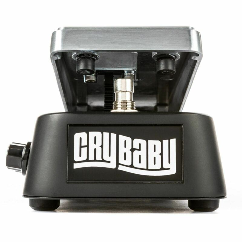Dunlop GCB65 Cry Baby Custom Badass Dual-Inductor Wah Effects Pedal