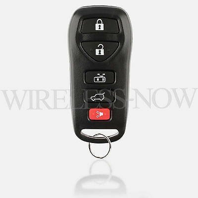 Car Key Fob Keyless Remote For 2004 2005 2006 2007 2008 2009 Nissan Quest