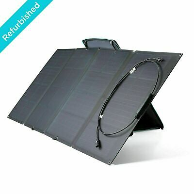 EcoFlow 160W Portable Solar Panel for Power Station Certified Refurbished