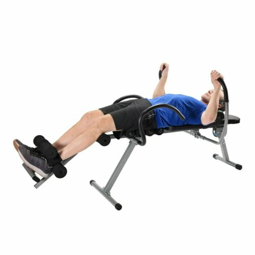Stamina ACTIVE AGING EasyDecompress - back lumbar traction stretch bench - NEW!