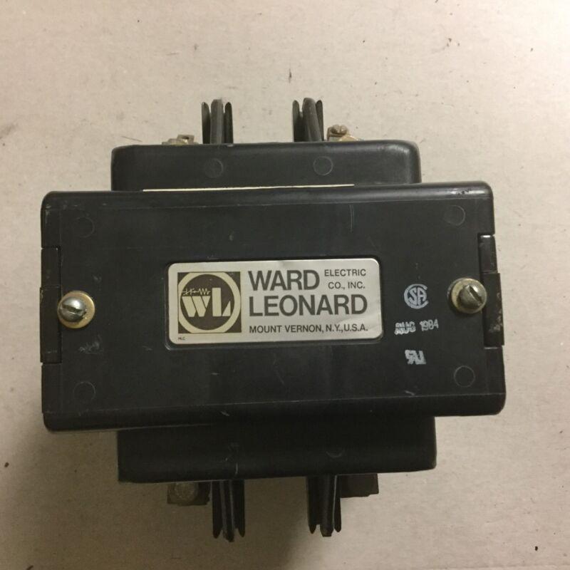 Ward Leonard Definite Purpose Contactor 5DP3-5021-11, 110 Amps, 500VDC