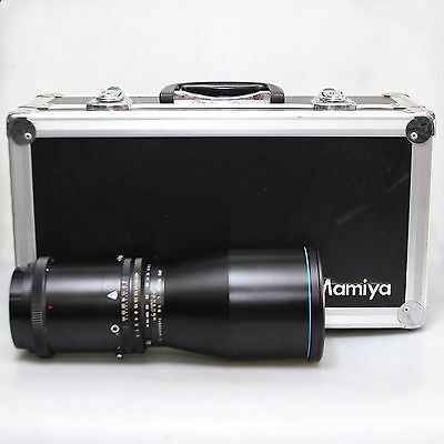[FedEx] Mamiya RB PRO SD KL APO 500mm F6 LENS Full SET