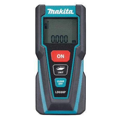 Makita Laser Entfernungsmesser Distanzmesser Entfernungsmessgerät 30 m