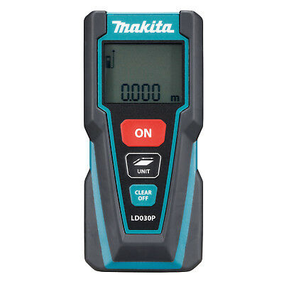 Makita Laser Entfernungsmesser Distanzmesser Entfernungsmessgerät 30 m LP030P