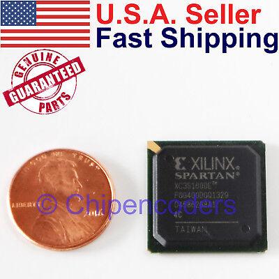 Xilinx Spartan-3e Xc3s1600e Fpga W 33192 Logic Cells 160000 System Gates