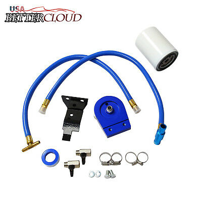COOLANT FILTRATION FILTER KIT Fit 03-07 FORD V8 6.0L POWERSTROKE DIESEL