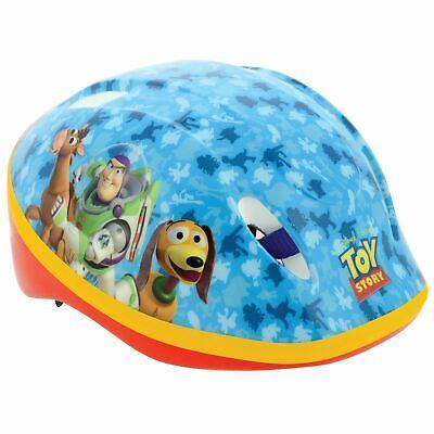 Disney Toy Story Casco de Seguridad Ligero Bicicleta Infantil Edades 3+
