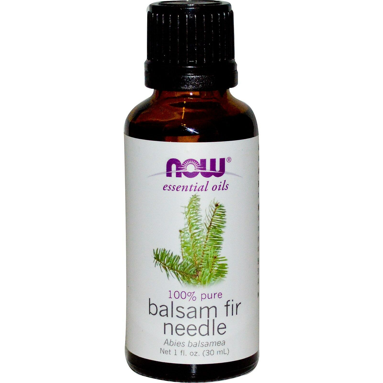 NOW Foods 1 oz Essential Oils and Blend Oils - FREE SHIPPING! Balsam Fir Needle
