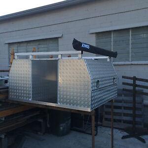 Camping canopy/ toolbox setup Tallai Gold Coast City Preview