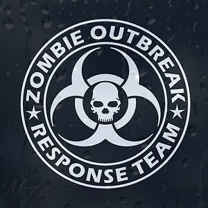 Zombie-Outbreak-Response-Team-Skull-Decal-Vinyl-Sticker-For-Car-Or-Laptop