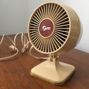 Vintage Electric fan / ventilateur