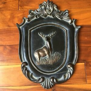 Bombay and Company Mountable Deer Wall Plaque decor.