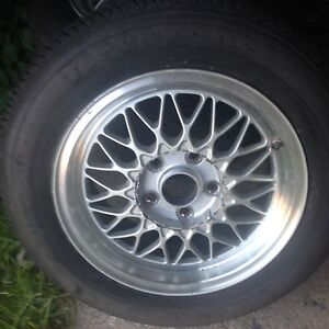 185/65/15 s and rims