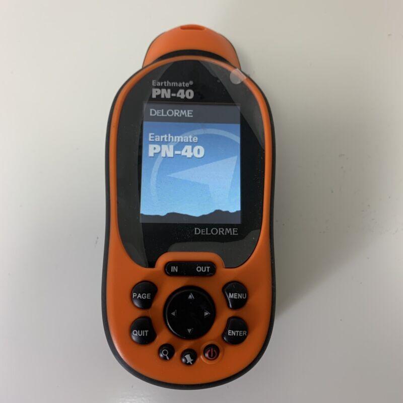 Delorme Earthmate PN-40 Handheld GPS