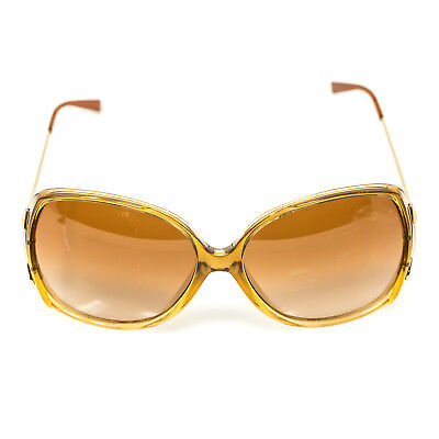 VOGUE Brown Shaded Gold Women's Sunglasses V02636-S