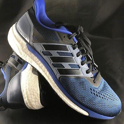 sale retailer 442f5 661f3 adidas Supernova Running Shoes Hi Red Blue Core Black Mens 12.5 US 47 EUR  CG4020