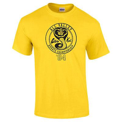 Cobra Kai T-Shirt 84 Karate Inspiriert Kinder Kultfilm Film Inspiriert Kostüm