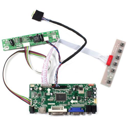 """HD MI DVI VGA Audio LCD Control Board For 13.3""""1280x800 LP133W2-TLAA N133I6 LCD"""