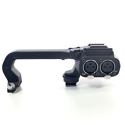 Genuine Canon XA10 Handle Top With XLR's Replacement Part NEW FREE - Genuine Canon Replacement
