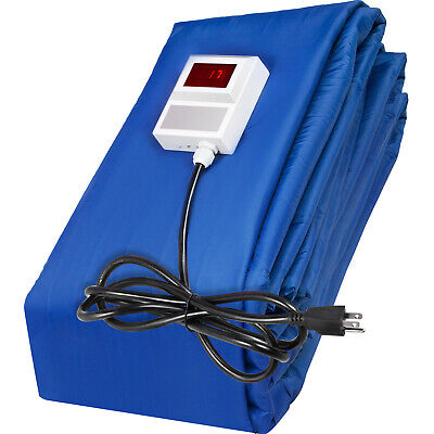 Electric Concrete Curing Blanket 4 X 21 Heating Size 3 X 20 Thawing Tarp