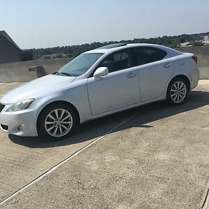 2006 Lexus Is250 $9,999