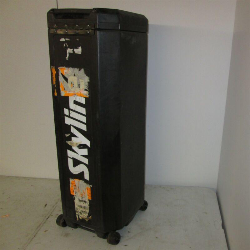 40x14x14 Skyline Mirage PopUp Trade Show Exhibit Case Hard Plastic Display Goods
