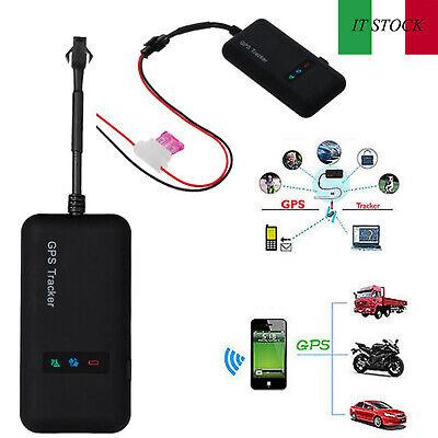 Tracker GPS per auto Mini dispositivo di tracciamento GPRS in Tempo Reale