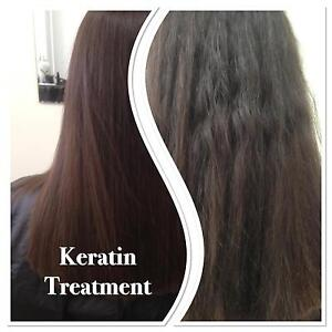 $160 CHEMICAL STRAIGHTENING,KERATIN,SMOOTHENING SPECIAL@GLOSSY STUDIO Lutwyche Brisbane North East Preview