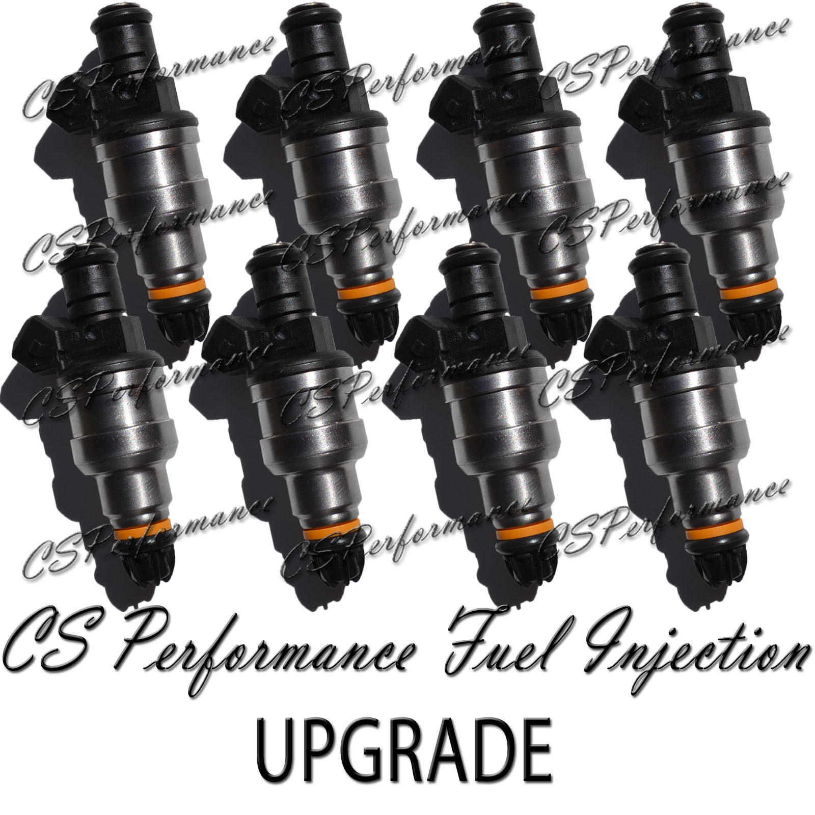 Bosch II Upgrade Fuel Injector Set for Jeep 2.5 96-02 4