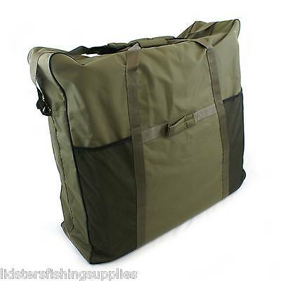 Large NGT Bedchair Deluxe Padded Bag Holdall Carp Fishing Beds Chair Carry Strap