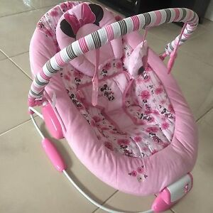 Minnie Mouse Baby Bouncer Armadale Armadale Area Preview