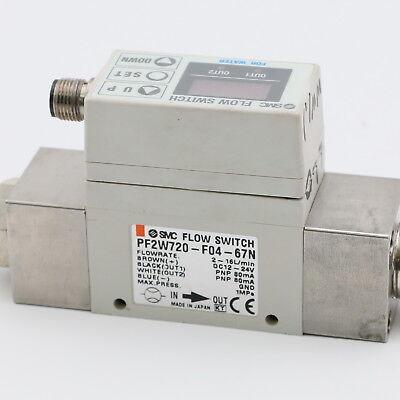 SMC  PF2W720-F04-67N Flow Switch