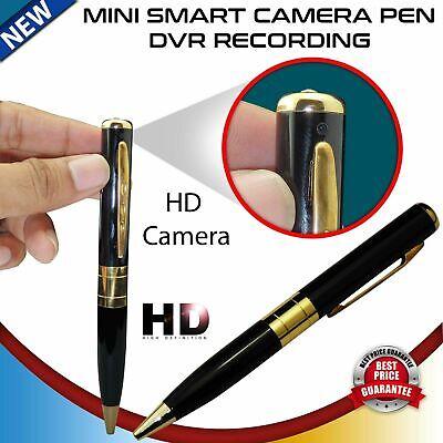 Digital Spy Camera Pen Hidden HD 1080p Video Voice Recorder DVR Camcorder Mic UK