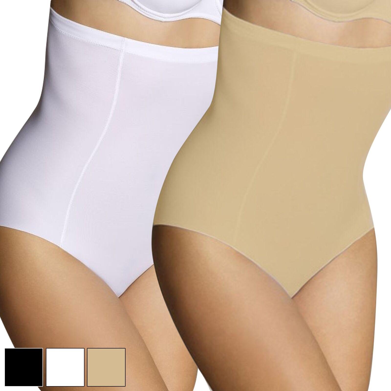 Damen figurenformend Miederslip mit Bauch-Weg-Effekt Stark Formend Miederpants