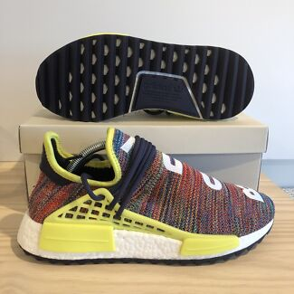 9a011a6a9a29e Adidas Pharell William Human Race NMD Multicolor US5 DS